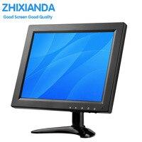 9 7 Inch TFT LCD Touch Monitor With AV HDMI BNC VGA Input 1024x768 Portable Mini