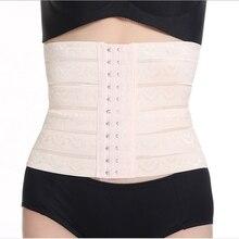 Послеродовый корсет пояса Шейперы для Женский корсет на талию корсеты для тренировок и похудения body shaper утягивающий корсет A0005