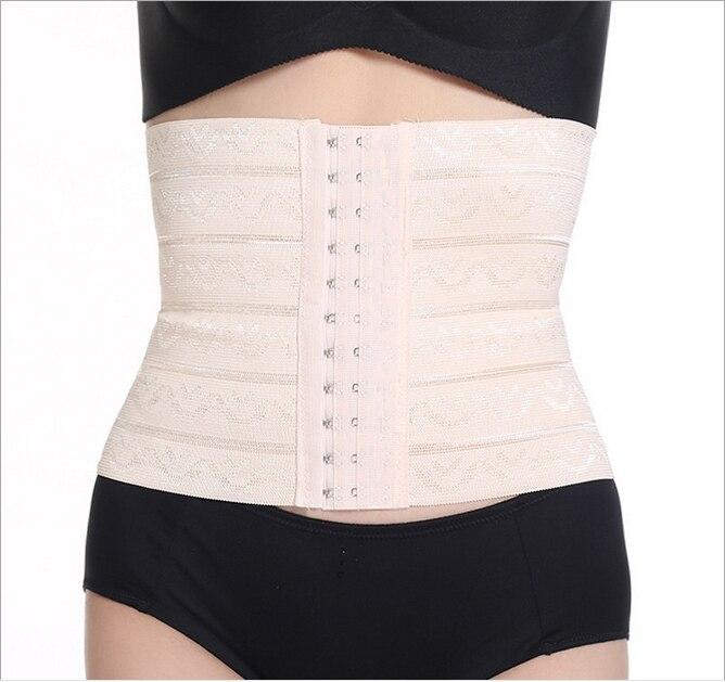 Postpartum corset belt Shapers for Women corset waist training corsets  body shaper slimming underwear waist  A0005