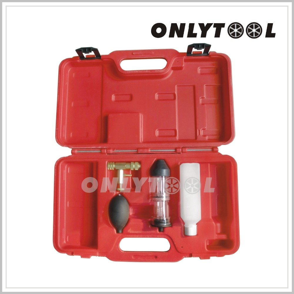 Combustion Gas Leak Tester Detector Auto font b Tools b font Head Gasket Cylinder Engine Block