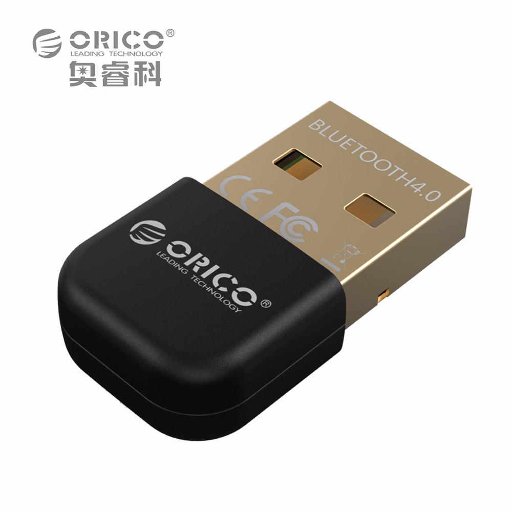 ORICO Wireless Bluetooth 4.0 Adapter USB Dongle Transmitter Receiver for PC Windows Vista Compatible Bluetooth 2.1/2.0/3.0