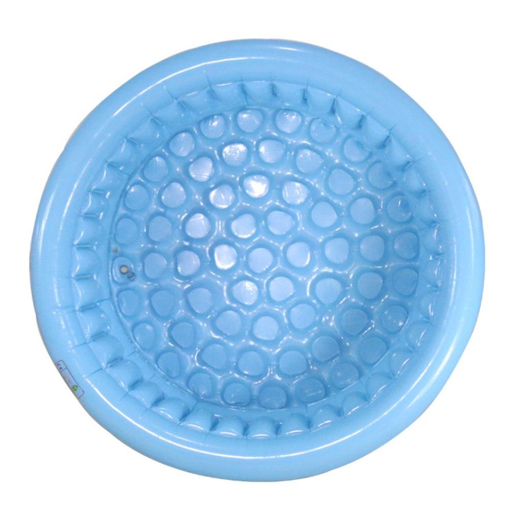 2019 offres spéciales 130*45 cm extérieur Portable bébé piscine bassin baignoire PVC été jouer jouets
