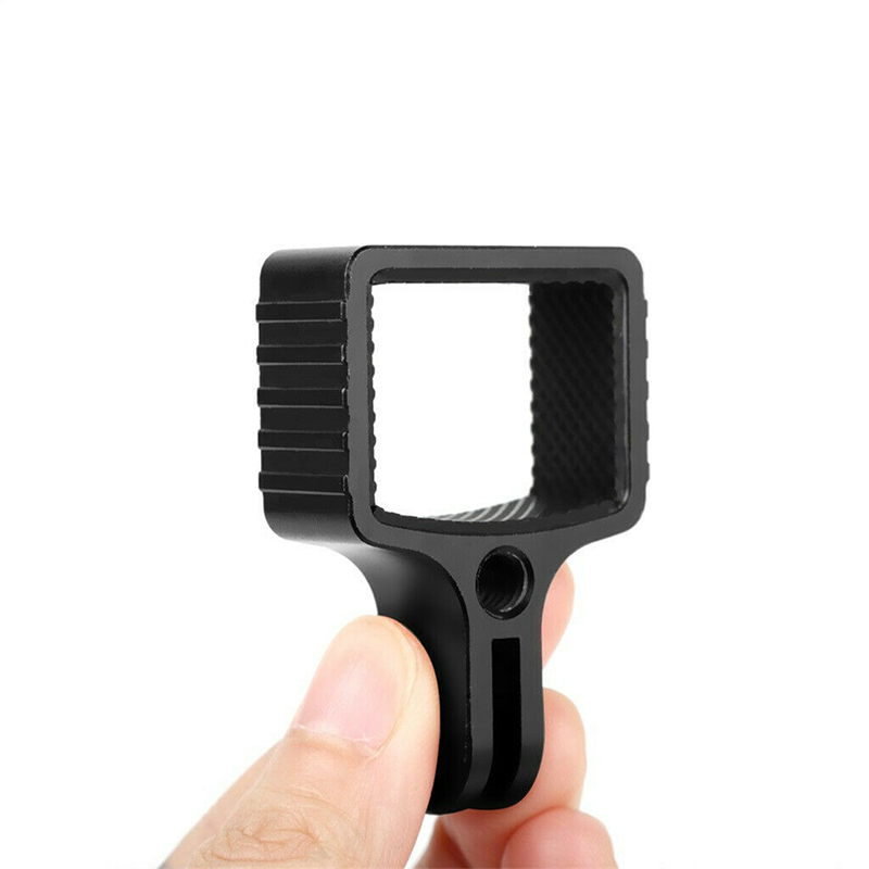 Expanding Adapter Holder Protector Stand Fixed Black Red 1pc Alloy Plastic Portable For DJI Pocket MI Accessory in Toy Cameras from Toys Hobbies
