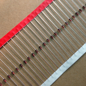 1N4148 DIODE SMALL SIG 100V 0.2A DO35 1000pcs