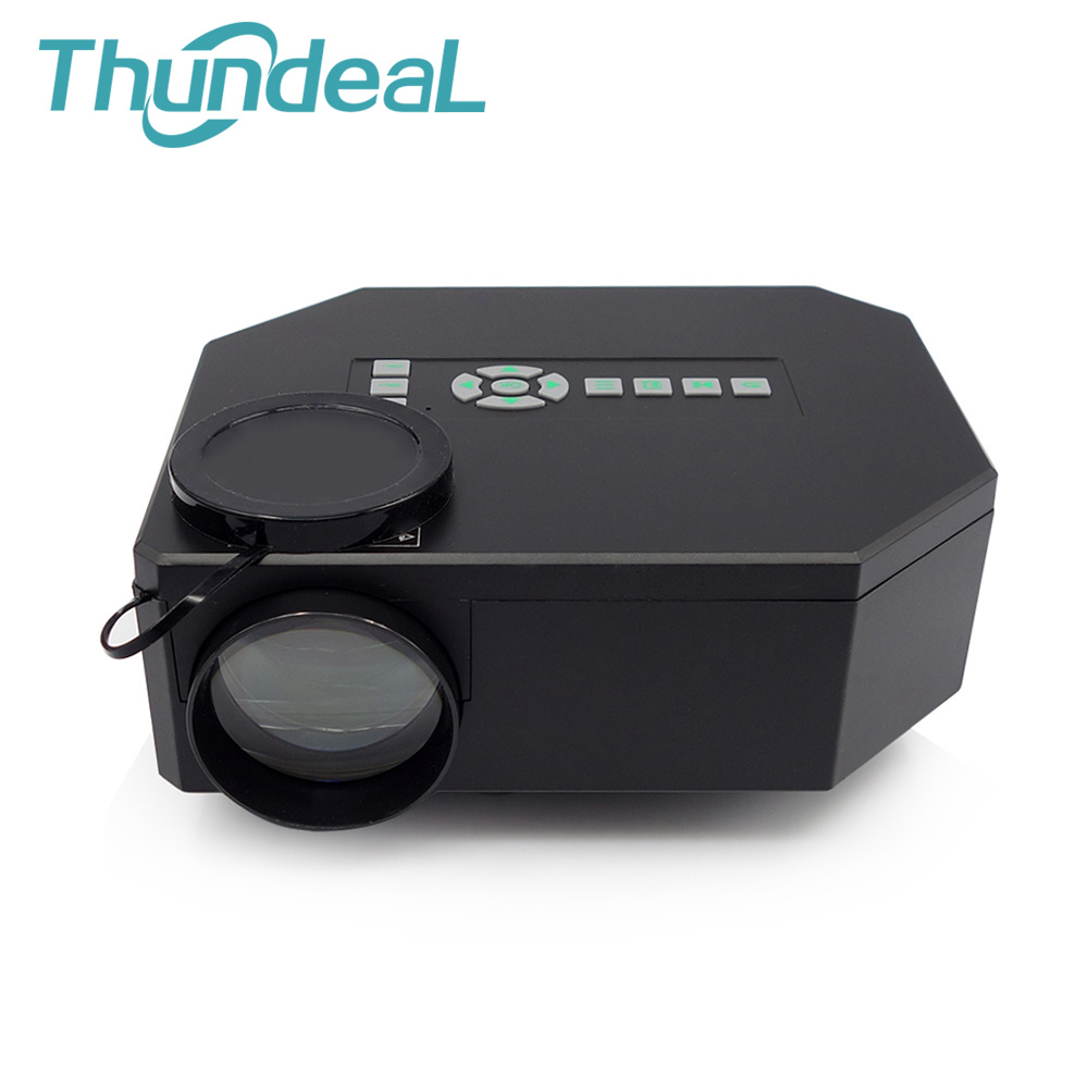 UC30 Mini Projector 150lumens Projection For Video Games Movie Support HDMI USB VGA AV Beamer Proyector Projektor