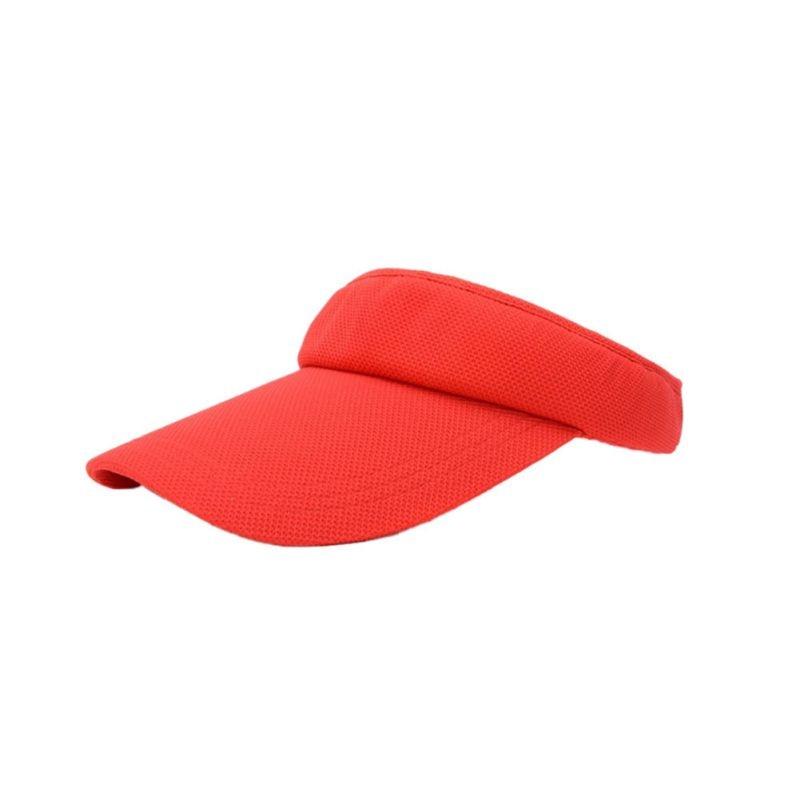 Unisex Summer Golf Tennis Hat Women Men Sports Cap Wide Brim Beach Visor Sun Fishing Caps