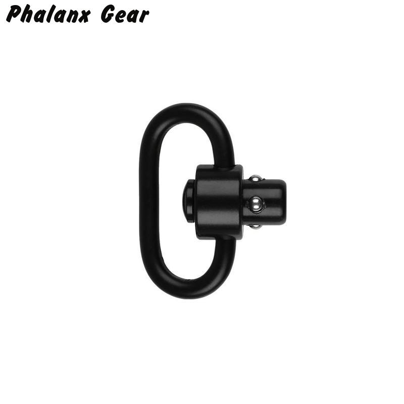Quick Detach Sling Swivel Detachable Adapter Tactical Hunting Attachment-in Scope Mounts & Accessories from Sports & Entertainment