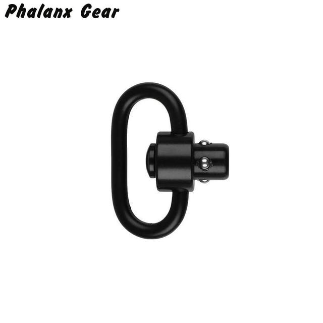 Quick Detach Sling Swivel Detachable Adapter Tactical Hunting Attachment
