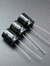 30PCS The new ELNA origl authentic ELNA RBD 220uF/16V spot Promise audio capacitor 220uf 16v free shipping конденсатор elna cerafine 25v 47 uf