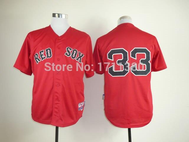 35591589 33 Jason Varitek jersey Stitched Boston Red Sox wholesale baseball ...