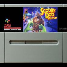 16Bit игры* scooby doo mystery(PAL EUR версия