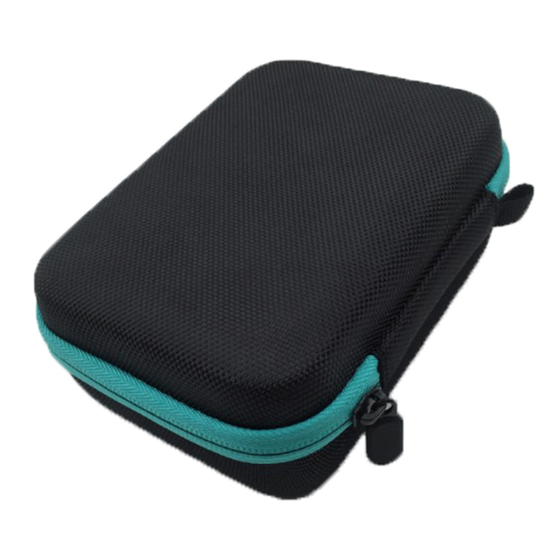 Cosmetic Bags 15 Compartments Bottles Essential Oil Case Carry Holder 5-15ML Makeup Bag 22*17.5*7CM
