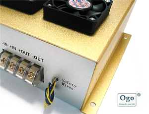 Image 2 - Max 99A Controller Intelligent PWM Controller OGO ProX Luxury Version 4.1 with Open Setting Funtion