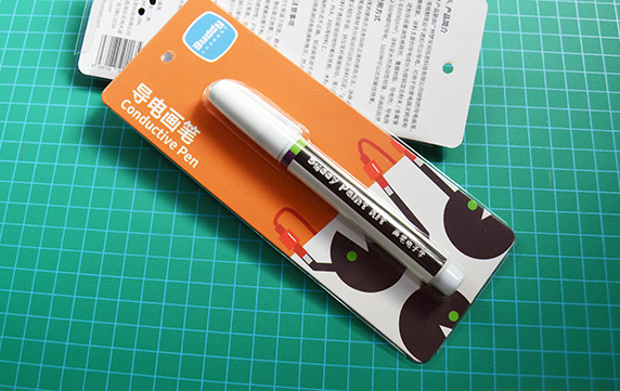 Conductive Ink Pen Electronic Circuit Draw Instantly ...