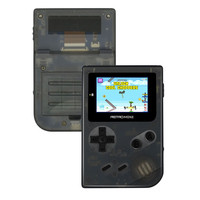 2018 new Retro Game Console 32 Bit Portable Mini Handheld Game Players Built-in 36 For GBA Classic Games Best Gift For Kids
