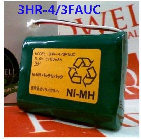 Здесь продается  NEW 3HR-4/3FAU battery 3HR-4/3FAU 3HR4/3FAU 11HR4/3 3HR 3.6V 3100mah 3HR-AAC Rechargeable batteries with plug  Бытовая электроника