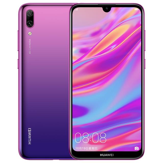 Huawei Enjoy 9 Y7 Pro 2019 Smartphone 6.26 inch Full Screen Snapdragon 450 Octa Core Android 8.1 EMUI 8.2 4000 mAh 13MP Camera 3