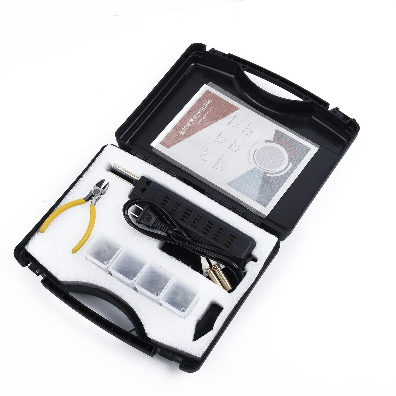 Newly Staples & Hot Stapler Car Bumper Fender Fairing Welder Gun Plastic Repairs-in Lift Kits & Parts from Automobiles & Motorcycles    1