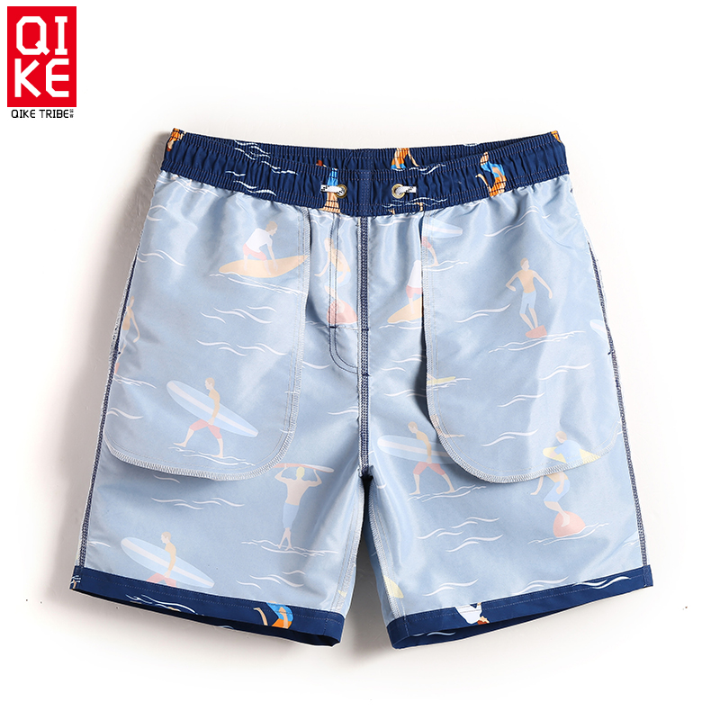 Summer mens swimming trunks board shorts men swimwear beach surfing bermudas bathing suits sweat plavky swimsuits men