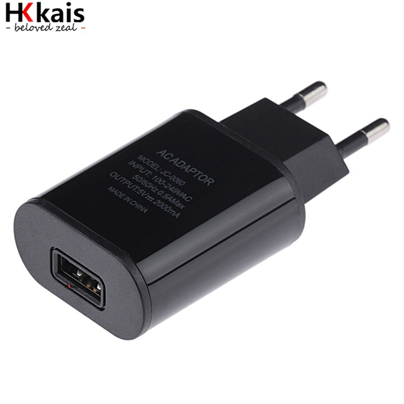 iphone charger adapter hkkais 5v2a usb charger travel wall charger adapter 11724