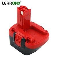 LERRONX 12V Ni-Mh 3000mAh Akku-bohrschrauber Akkus für Bosch Batterie BAT043 BAT045 BAT046 BAT049 BAT120 BAT139