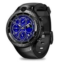 Zeblaze THOR 4 Smart Watch Phone GPS Dual 4G LTE Video Call 5.0+5.0MP Dual Camera Smartwatch Voice Search Google Play App