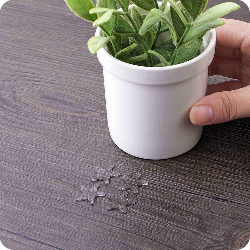 2set=140pc Round/star Self Adhesive wall Sticker Acrylic Seamless Double Glue tap for Picture car ornaments Potted plants fixed