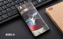 Xiaomi Mi 5 housse 3D stéréo Relief peinture retour housse pour Xiaomi Mi5 M5 cas Slim Silicon TPU téléphone protecteur Funda Capa