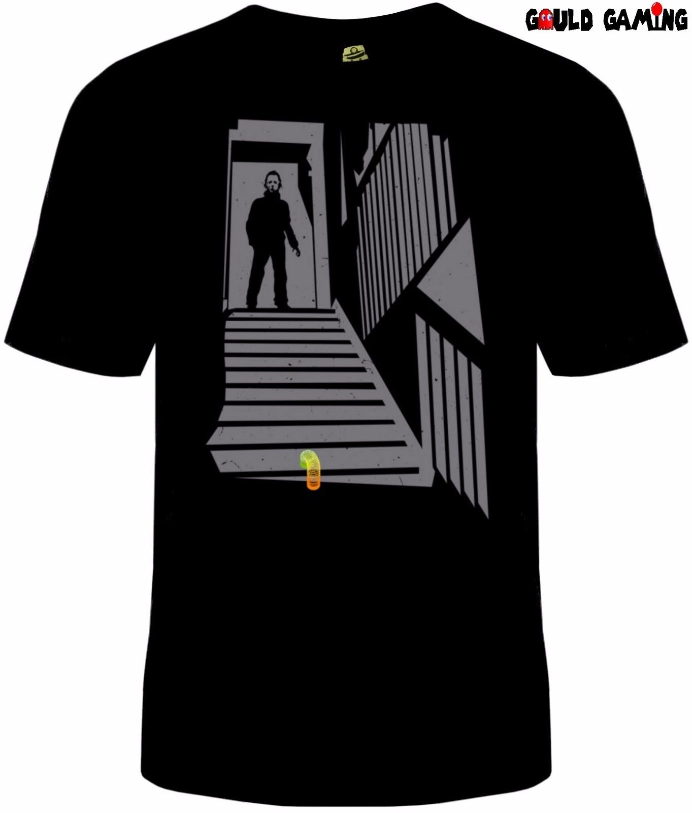 Print T Shirts Men Michael Myers T-Shirt Unisex Adult Funny Horror Scary Halloween Sizes New 100% Cotton Brand New T-Shirts