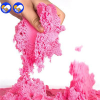 A Toy A Dream 500g Dynamic Sand Polymer Clay Amazing Diy Plasticin Magic Play Do Dry