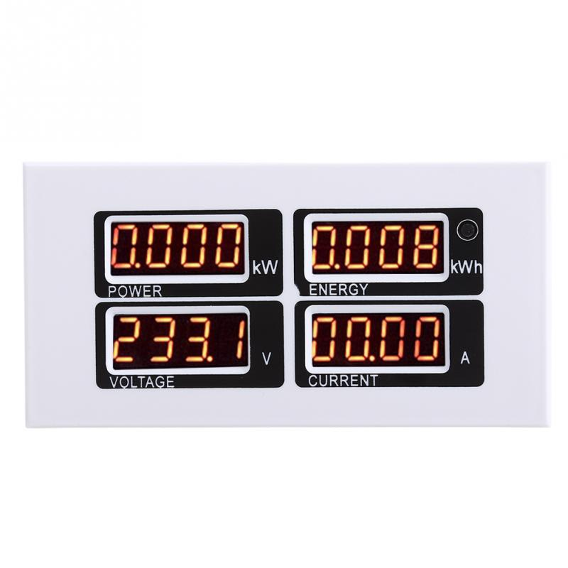 Aliexpress Com Buy Digital 100a Voltmeter Current