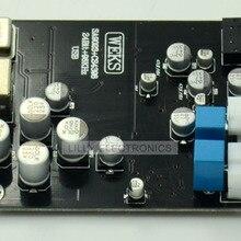 USB 2,0 SA9023+ CS4398+ OPA2132 USB декодер плата 24 бит 96 кГц