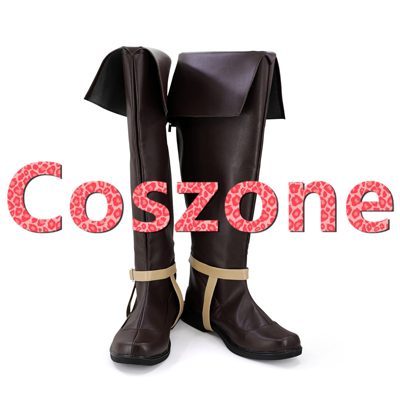 Fire Emblem Awakening Donnel Cosplay Shoes Boots Halloween Carnival Cosplay Costume Accessories