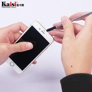 Металлический Набор Spudger Kaisi 3 в 1, для iPhone, iPad, iPod, ноутбука, бренд prying opening, инструмент для ремонта мобильных телефонов, набор ручных инструмен...
