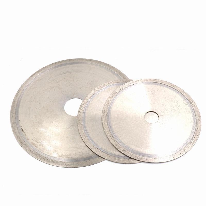 Алмазная пила диаметром 100 150 160 200 250 300 350 400 мм, сверхтонкое ювелирное изделие большого размера, Круглый режущий диск для электроинструмента