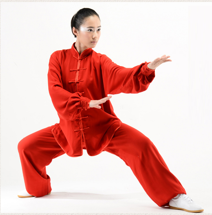 High-grade Tai Chi clothing unisex Martial Arts uniforms Taijiquan practice Spring Autumn Morning Exercise Suits high quality kendoist white kendo laido aikido hapkido hakama martial arts uniforms japanese dobok sz xxs 6xl