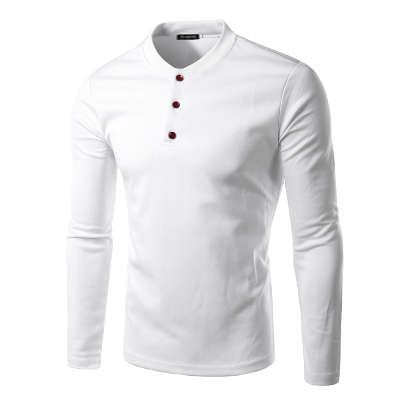 Popular Mens Henley Tee-Buy Cheap Mens Henley Tee lots from China ...