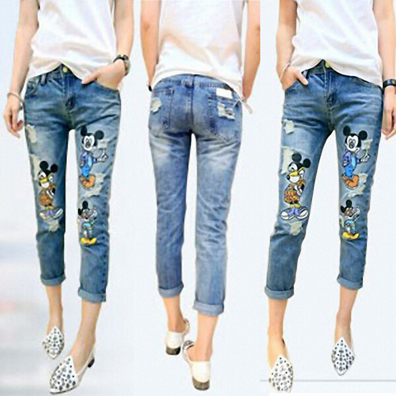 Popular Capris Ladies Jeans-Buy Cheap Capris Ladies Jeans lots ...