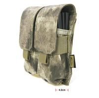 Genuine FLYYE MOLLE Double M4M16 Magazine Pouch Ver V1 In Stock Military Camping Modular Combat CORDURA
