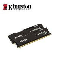Kingston HyperX RAM DDR4 4GB 8G 2400MHz 16G=2PCSX8G CL15 1.2V 288pin Desktop Memory ram for gaming