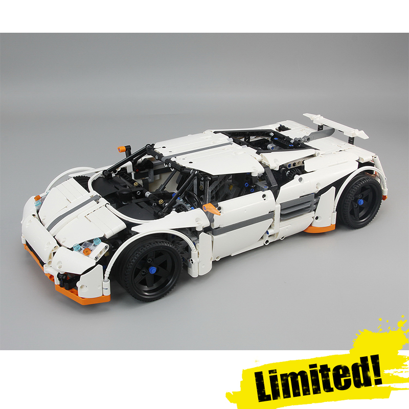IN STOCK 20052 1950Pcs Technic Serie The Predator Supercar Set MOC lepin Building Block Bricks Birthday Christmas Toy Gift