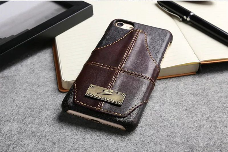 Case For Iphone 7 8 Plus Se 2020 Apple Capa Funda Etui Luxury Leather Mobile Phone Back Cover Accessories Coque Shell Carcasas