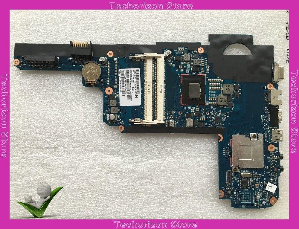 for HP Pavilion DM4 DM4-2100 DM4T-2100 series 642732-001 HM65 i3 2330M laptop Motherboard Tested working