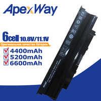 11.1V Batteria per Dell j1knd per Inspiron 13R 14R 15R 17R M501 M511R N3010 N3110 N4010 N4050 N4110 N5010 n5110 N7010 N7110