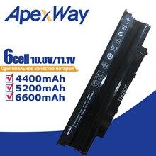 Batería de 11,1 V para Dell j1knd, para Inspiron 13R 14R 15R 17R M501 M511R N3010 N3110 N4010 N4050 N4110 N5010 N5110 N7010 N7110