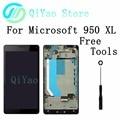 Для Nokia Microsoft Lumia 950 XL Новый ЖК-Дисплей + Touch Screen Digitizer Ассамблеи + Рамка
