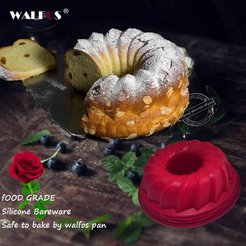 WALFOS grado alimenticio de silicona mousse molde de gran tamaño - Cocina, comedor y bar - foto 2