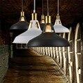 Europeu Do Vintage LOFT Industrial Lustre Lâmpada Bar Luz Retro Vintage Estilo Industrial Iluminação Decoração Com E27 40 W Lâmpada