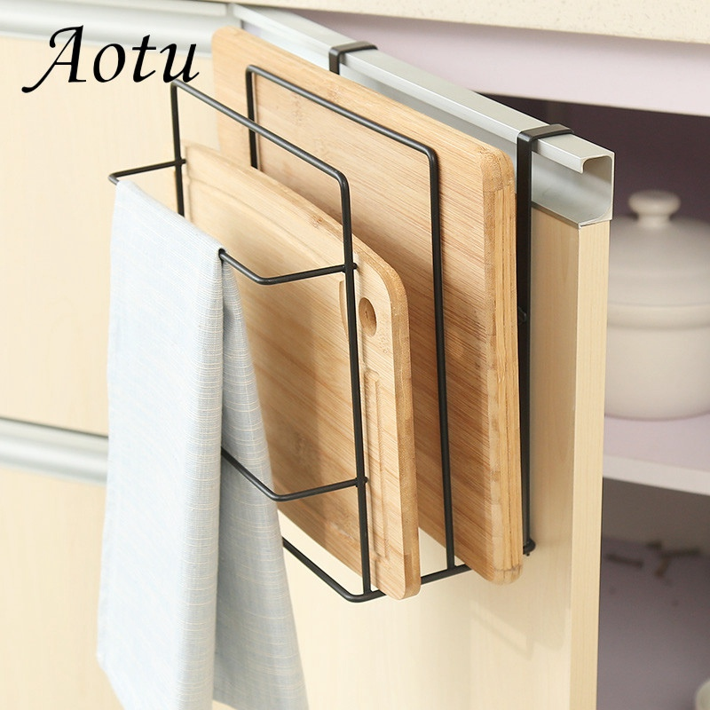 Cutting Board Holder Cutting Board Stand Cutting Board Storage Rack for Kitchen Cleaning Product Organizer Kitchen Storage Rack
