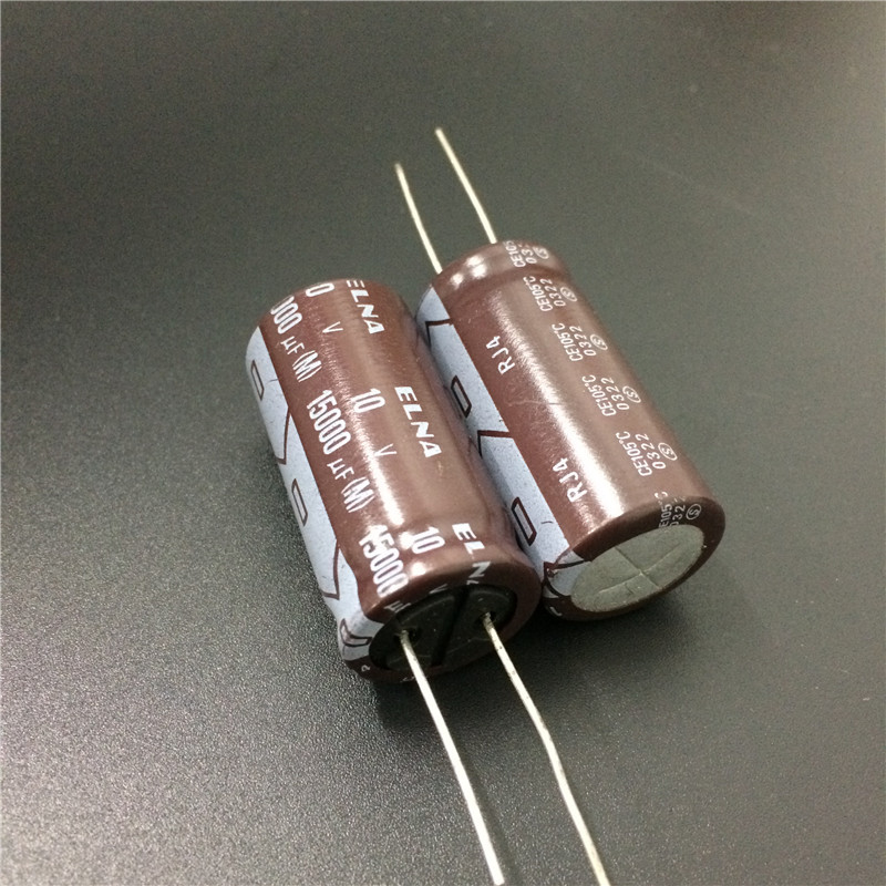 10pcs 33uF 10V ELNA RV2 5x5.3mm 10V33uF Chip type SMD Electrolytic Capacitor